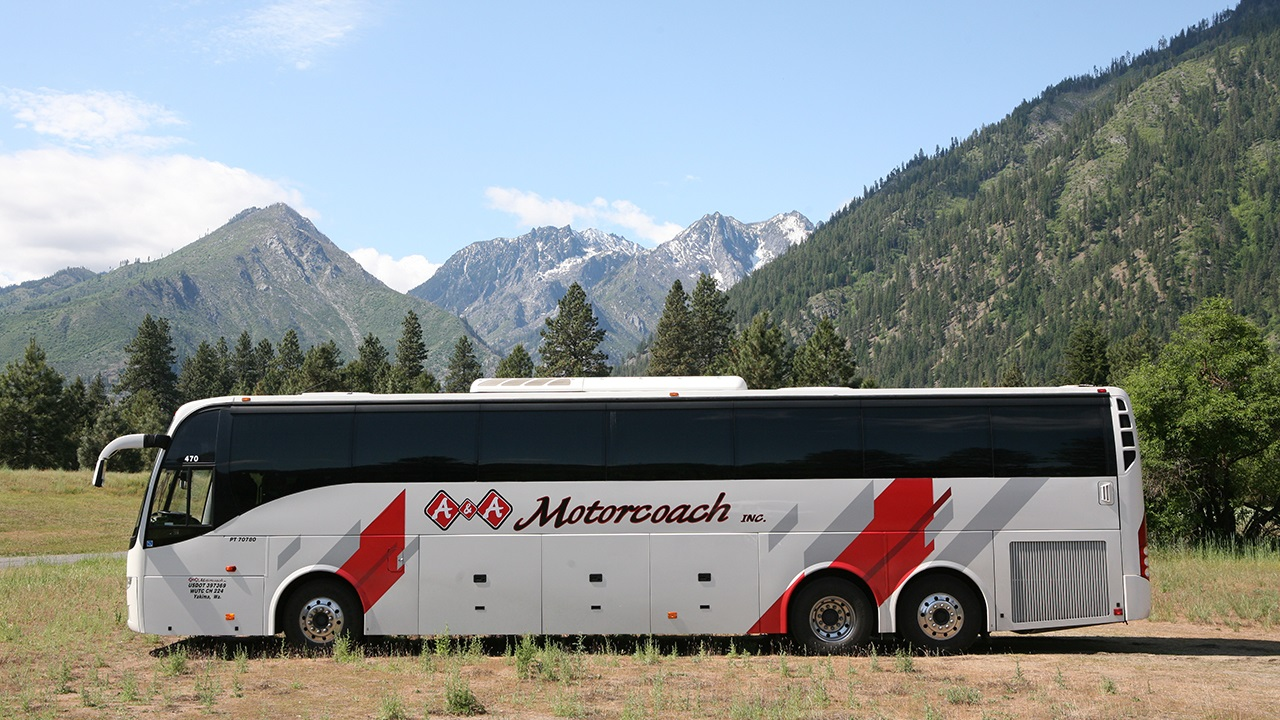 A&A Motorcoach - Charter Bus Service & Wine Tours in Central